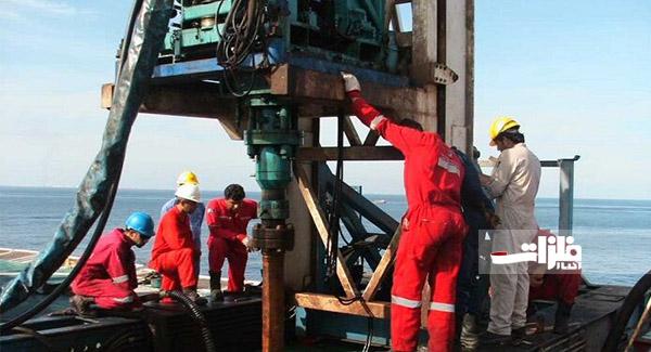 اتمام فرایند حفاری میدان نفتی سیوند
