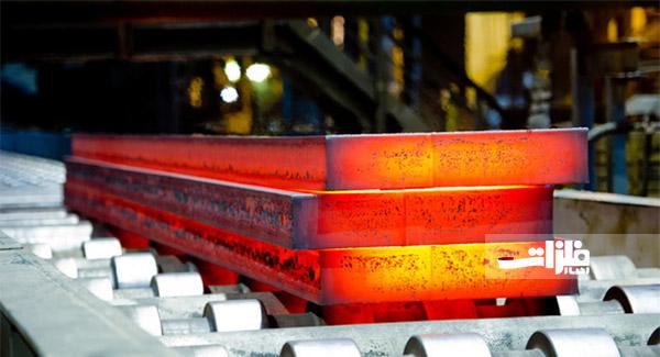 نگاهی به عمکرد تولید فولادسازان کشور در بهار