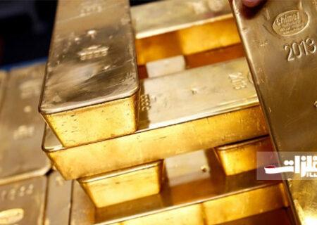 دلار مانعی برای افزایش قیمت طلا