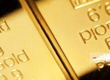 طلا سوار بر سرسره کاهش قیمت
