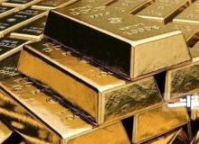 رشد طلای جهانی