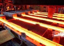 روند صعودی تولید محصولات فولادی