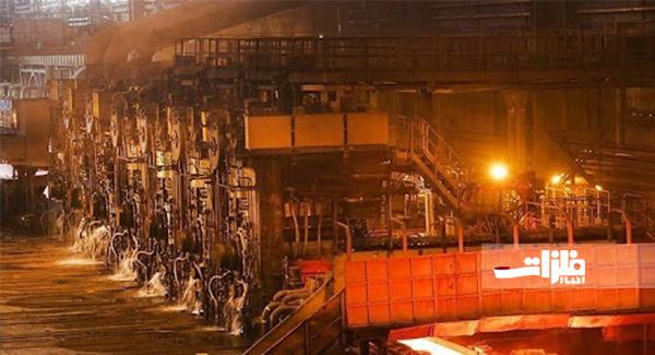 قطعی برق سکوت صنعت فولاد را شکست