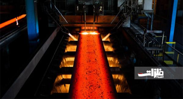 رشد ۱۴ درصدی تولید فولاد دنیا