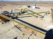 حرکت کارخانه طلای هیرد نهبندان در مسیر بهرهبرداری