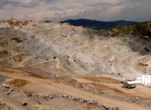آغاز مسیری خوش برای بزرگترین معدن طلای شرق کشور