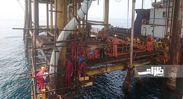 اتمام پروژه نفت لاوان