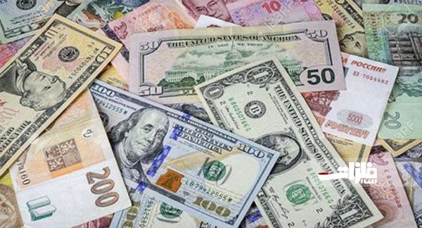 ۳۰ ارز رسمی در مسیر کاهش قیمت