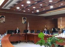 بانک تجارت خوزستان همشانه با فولاد اکسین