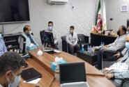 بازدید مدیرعامل فولادخوزستان از شرکت چند وجهی فولاد لجستیک