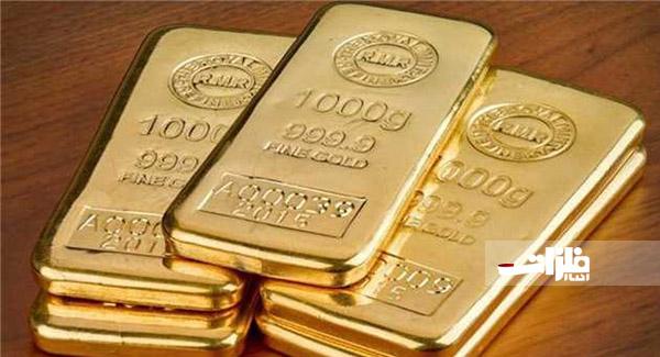 دلار از طلا پیشی گرفت