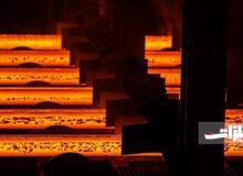 قطعی برق ویرانگر تولیدات فولادی