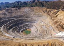 استخراج ۳۵۵ هزار کانسنگ سرب و روی انگوران