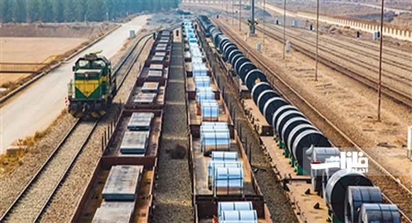 حمل موفقیتآمیز تختال صادراتی فولادمبارکه