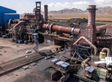 ثبت رکوردی جدید در کارنامه تولیدات گندلهسازی چادرملو