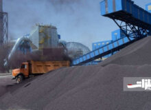 عرضه ۲۵ هزار تن گندله سنگآهن صبانور در بورس کالا