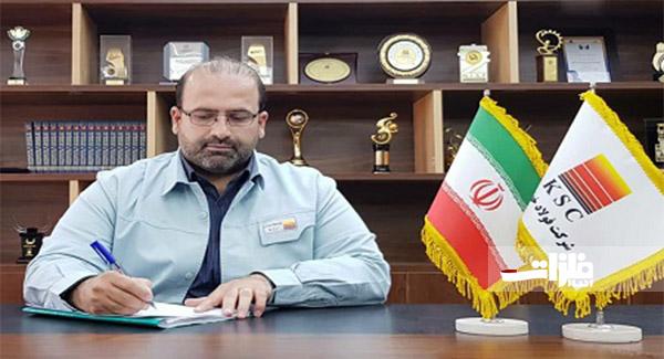 عملیاتی شدن سه طرح عظیم فولاد خوزستان