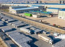 رشد تولید غولهای آلومینیوم کشور