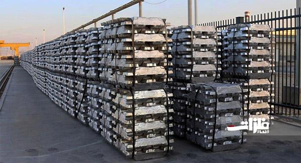 رشد ۱۰ برابری صادرات آلومینیوم روسیه