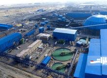 عرضه ۵ هزار تن آهناسفنجی فولاد خراسان در بورس