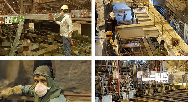 ساخت سازههای صنعتی ST52 بومیسازی شد