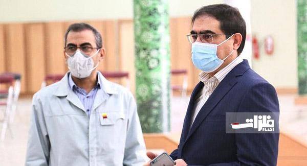 آغاز واکسیناسیون كليه كاركنان فولاد خوزستان