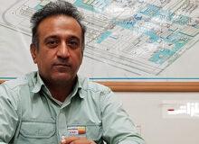 اتمام تعمیرات بخش فولادسازی شرکت فولاد خوزستان