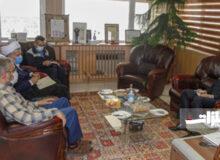 برگزاری دومین نشست ذوبآهن با امام جمعه زرین شهر