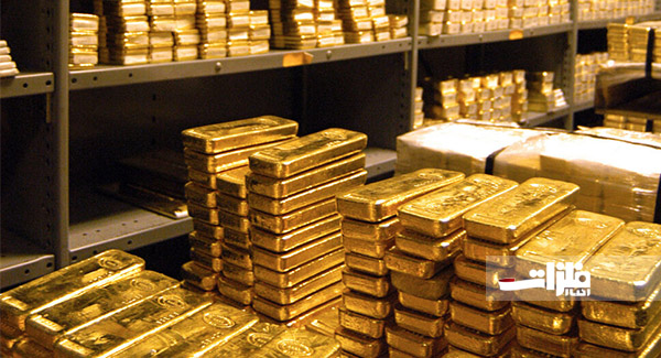 کسب رکوردی جدید در ذخایر ارزی و طلای روسیه