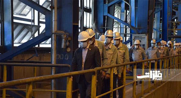 تلاش سبا فولاد برای تولید ۲ میلیون تن محصول