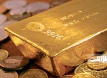 عبور قیمت طلا از مرز ۱۸۰۰ دلار