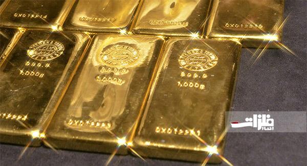 سقوط مجدد قیمت طلا