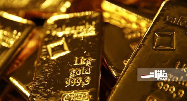 ثبات قیمت جهانی طلا