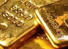 دلار شبحی بر قیمت جهانی طلا