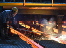 افت تولید بزرگترین فولادساز جهان