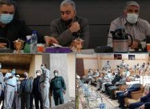 برگزاری جلسه بررسی عملکرد تولید ۲ مجتمع شرکت ملی مس