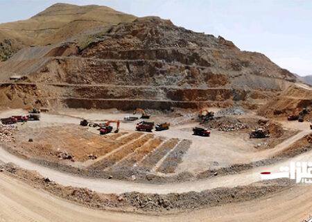 عدم ایجاد آلودگی معدن اندریان برای ورزقان