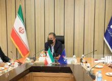 برگزاری نشست کمیته راهبری تولید بار اول فلات قاره