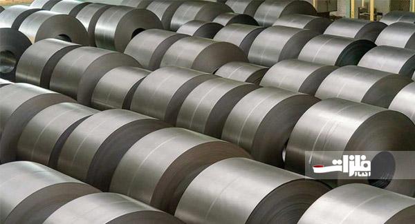 رشد ۱۱۴ درصدی صادرات مقاطع تخت فولادی