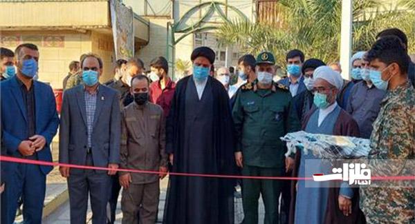 راهاندازی چهارمین مرکز واکسیناسیون به همت فولاد خوزستان