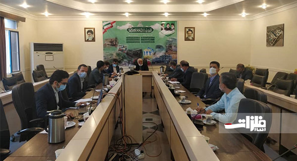 صادرات ۲۲۱ هزار تن کالا از استان گلستان