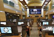 رشد ۱۳ درصدی حجم معاملات در بورس کالا