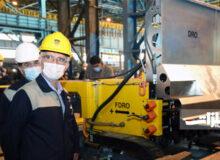 تلاش ذوبآهن برای افزایش ظرفیت تولید ریل