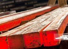 دادوستد ۹۹ هزار تن شمش بلوم در بورس