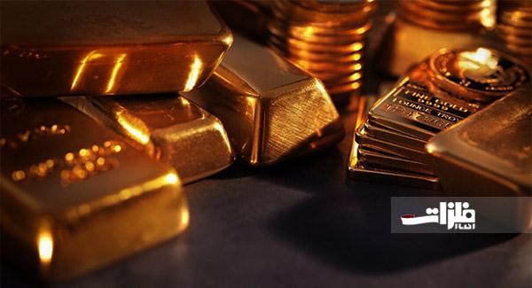 رشد یک درصدی قیمت جهانی طلا