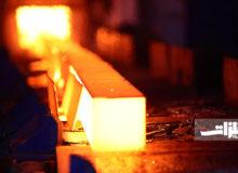 تولید ۲۰ میلیون تن فولاد خام در ایران