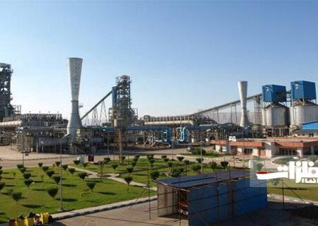 فولاد هرمزگان تمثیل جهش تولید