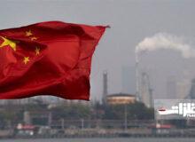 افزایش واردات گاز چین