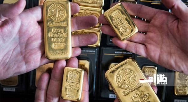 قیمت طلا ثابت ماند