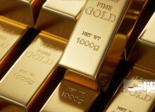 دادوستد ۱۰ کیلو شمش طلا در بورس